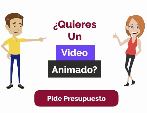 presupuesto animacion de video